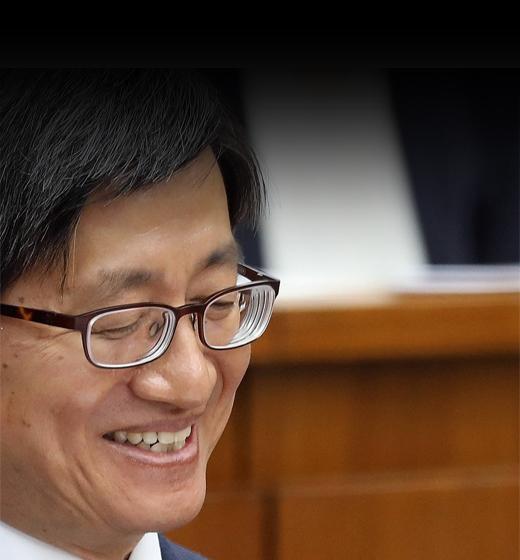 [속보] 김명수 대법원장 임명동의안 가결