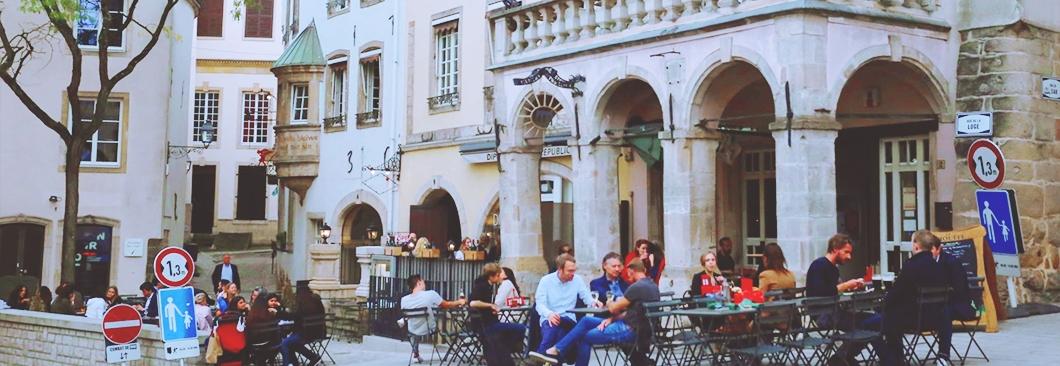 유럽 소도시 여행 ⑦ 룩셈부르크