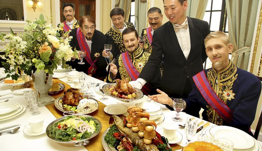 고종 황제가 베푼 황실 연회엔 어떤 음식?