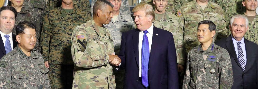 """한·미 연합군 둘로 쪼개지나, """"군사훈련 중단"""" 주장도 나와"""