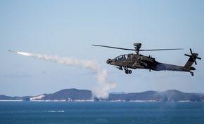 꼼짝마라 AN-2! 육군 아파치, 첫 스팅어 미사일 사격훈련