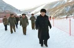 김정은 치적 마식령··· 그곳서 남북 공동 훈련한다