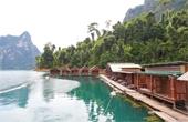 하롱베이·구이린 못지않은 태국 '카오속 국립공원'