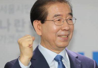 서울시장 최초 '3선 도전' 박원순…10년 재임 겨냥한다