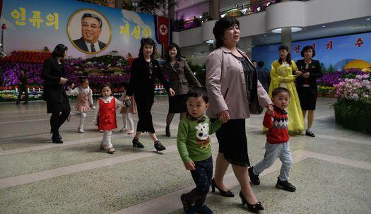 달라진 북한 태양절  무엇이 변했을까?