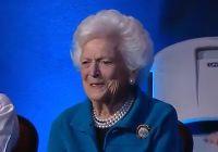 '미국인이 가장 사랑한 영부인' 美 바버라 부시, 92세로 별세