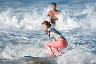 리조트에서 배우는 서핑…쏠비치의 '신상' 패키지