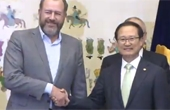 """韓GM에 7조7000억 투입 """"10년 철수 않겠다"""" 약속"""