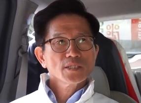 """[밀착마크] 김문수 서울시장 후보 """"자유민주주의 지키기 위한 성전"""""""