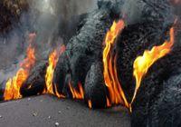 9100m 치솟은 가스기둥  비처럼 쏟아진 화산재...하와이 상황