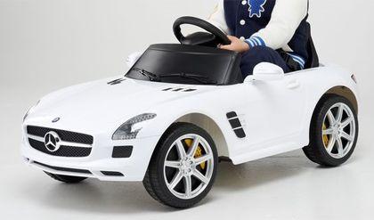 아이가 타는 전동차도 기왕이면 벤츠·BMW?