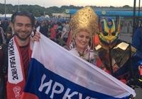 '아이스하키 나라' 러시아, 축구로 붉은광장처럼 후끈