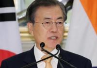 """文 """"지금이 한국·인도 특별 전략적 동반자 관계 격상시킬 적기"""""""