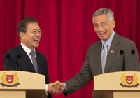 """文 """"북·미 이견은 협상 전략…'비핵화' 개념 차이 없다"""""""