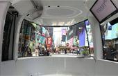 뉴욕 맨해튼에 등장 첫 전기자율주행버스