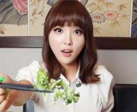 트로트 가수 홍진영과의 취중토크