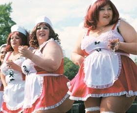 러시아는 지금 '비만과의 전쟁'