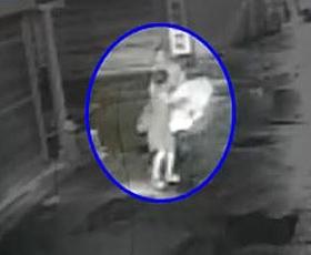 CCTV에 잡힌 '퍽치기' 범행