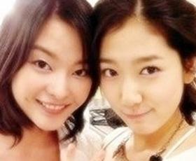 박신혜, 이은성 산후조리원 방문