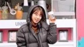 <strong>박신혜, 눈 오는 날 한효주표 커피차에 감동</strong>