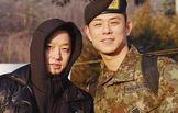 빈지노, 오늘(17일) 육군 병장 만기 전역