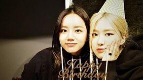 <strong>혜리, 블랙핑크 로제 생일파티 인증 투샷</strong>