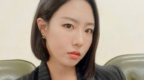 <strong>'♥강남' 이상화, 단발머리 변신 근황</strong>
