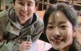 한지민, 유희열과 가을밤 산책 '미소 만개'
