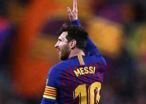 메시, 바르셀로나 떠난다...재계약 불발