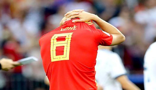 16강서 탈락, 스페인의 패인은 개최국 징크스?
