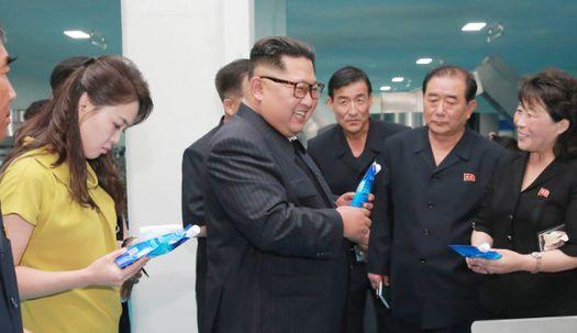 'CHANEL'만큼 당당한 북한 '은하수' 화장품