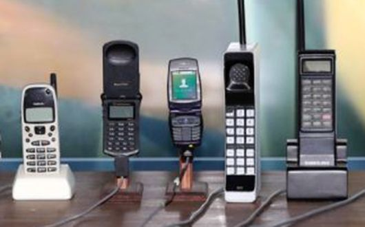 벽돌폰~4G폰까지 이동통신 역사가 한 눈에