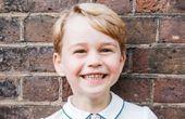 영국 왕위 계승 서열 3위 조지 왕자 5살 생일 사진
