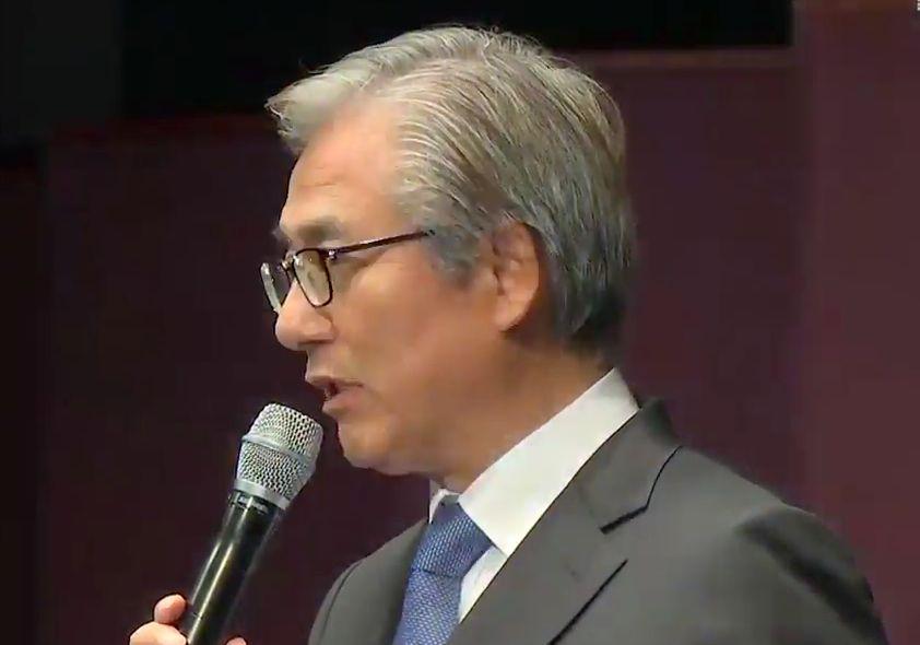 """김효준 BMW코리아 회장 """"화재 피해자에 진심 어린 사과"""""""
