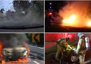 [11초 뉴스] BMW는'불차'?… 이번달에만 12일동안 11번 화재