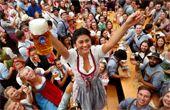 700만잔 맥주 축제 독일 '옥토버페스트'
