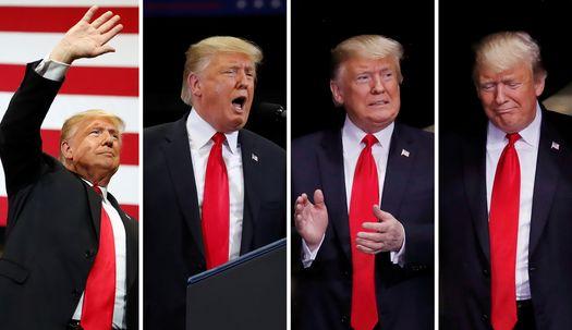 美 중간선거 카운트 다운, 지쳐가는 트럼프