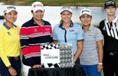 우승 상금 150만 달러내년 LPGA '쩐의 전쟁'