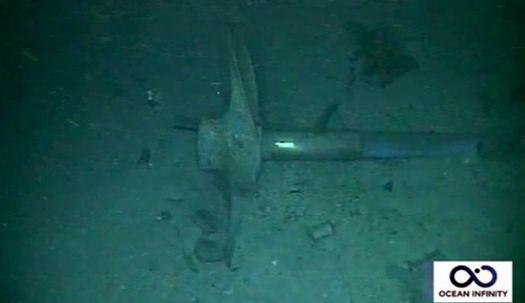 실종 잠수함 해저 900m서 발견된 최후 모습?