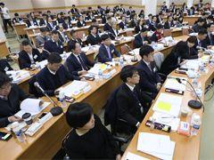 전국서 모인 판사대표114명초유의 현직법관 탄핵 요청