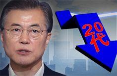 민주당, 20대 이탈만 걱정? <br/>자영업자·영남 더 돌아섰다