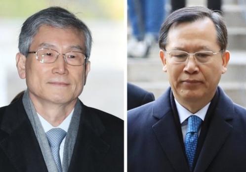 박병대·고영한 모두 기각…양승태 겨눈 검찰 수사 차질