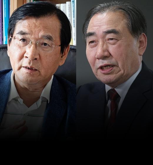"""盧정부 두 노동장관의 탄식""""文정부 이렇게 못할수 있나"""""""
