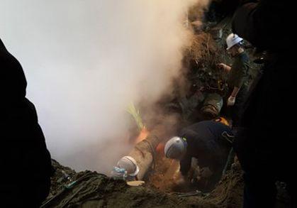 KT 화재에 온수관 파열…서울시 '지하 안전대책' 마련한다