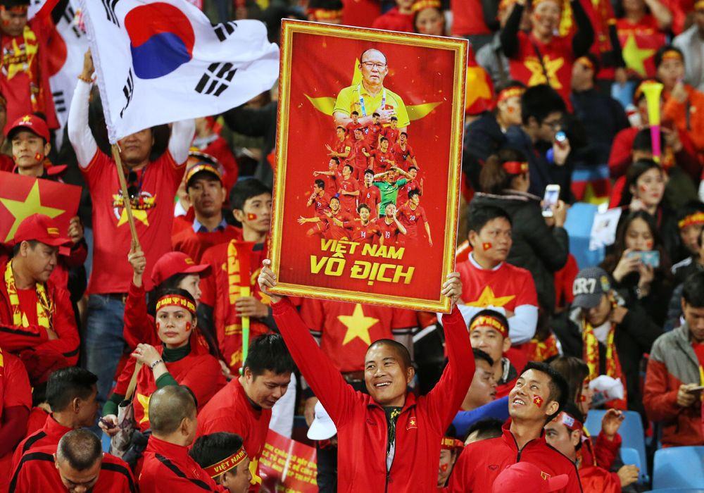 박항서 매직!  우승으로 베트남을 뒤흔들다.