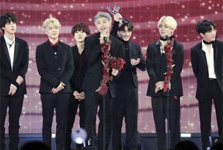 기록소년단 BTS 6관왕2년 연속 음반 대상
