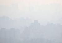 14일에도 전국에 고농도 초미세먼지 오염 이어질 듯
