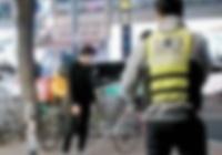 """경찰이 공개한 '암사역 칼부림' 제압장면""""매뉴얼대로 추가 조치"""""""