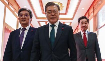 """4년전 文이 불출마시킨 3인""""진짜가 靑 전면배치 됐다"""""""