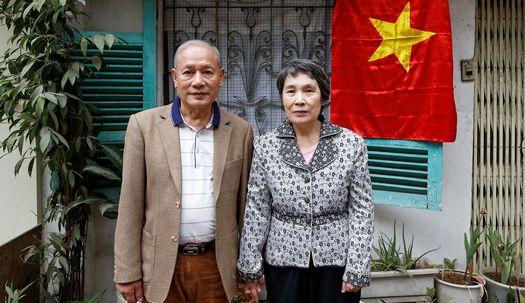 30여년 걸린 북한(女)-베트남(男) 부부의 결혼